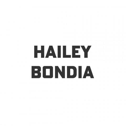 Hailey Bondia